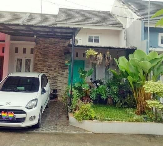 garasi rumah baru instagram