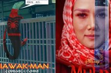 8 Pelesetan poster film Hollywood versi kearifan lokal ini kocak