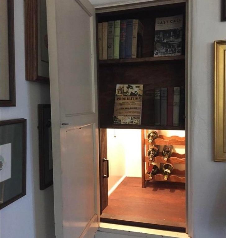 15 Inspirasi kamar rahasia di rumah istimewa