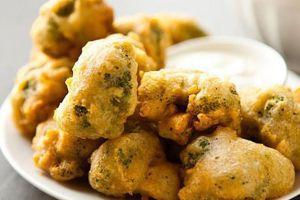 Resep brokoli goreng tepung, renyah dan mudah dibuat di rumah