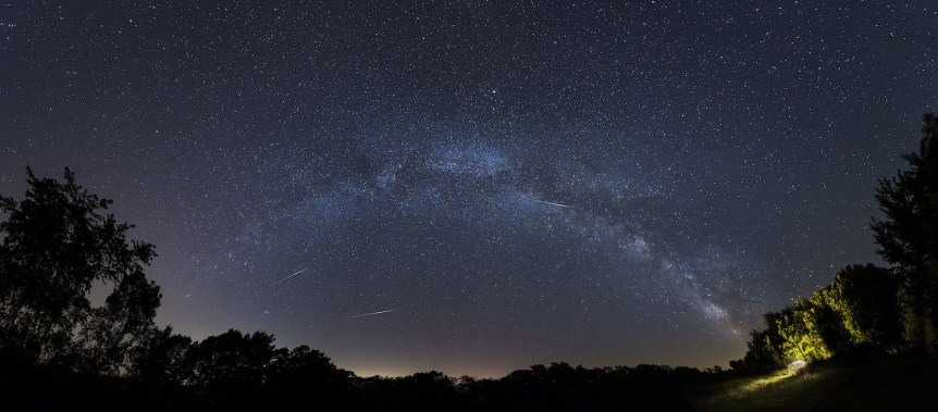 fenomena astronomi bulan juli  © 2019 brilio.net