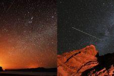 Usai gerhana bulan, 4 fenomena astronomi ini terjadi di bulan Juli