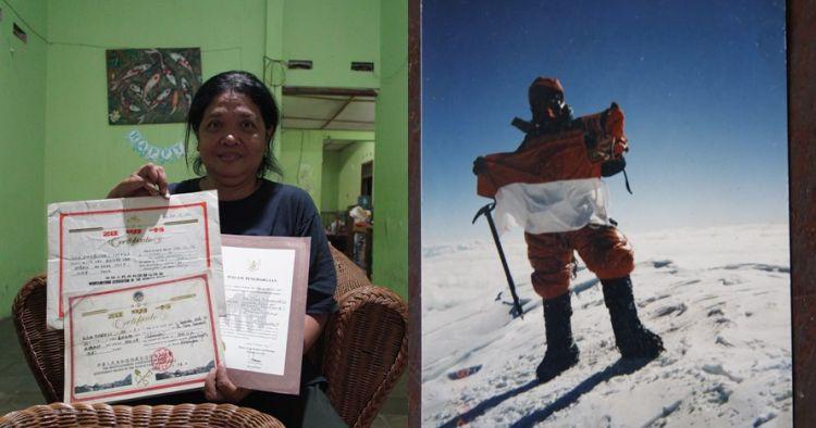 Clara Sumarwati, orang Indonesia pertama yang menaklukkan Everest