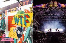 Deretan spot Instagramable WTF 2019, ini cara dapat tiket gratis