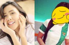 7 Foto lawas Rey Utami, perubahan penampilannya manglingi