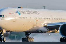 Garuda Indonesia perbolehkan selfie di dalam pesawat, ini syaratnya