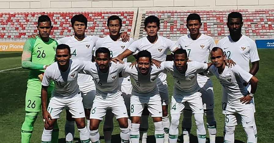 Hasil undian Kualifikasi Piala Dunia 2022, Indonesia masuk grup neraka