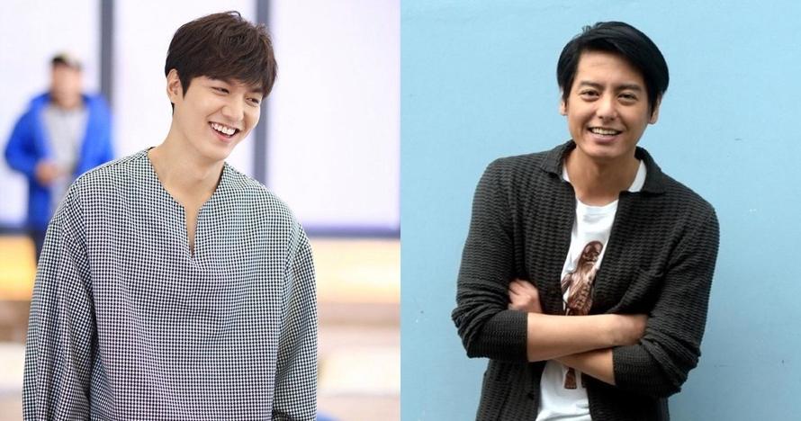 Unggah foto prewedding, Roger Danuarta disebut mirip Lee Min Ho