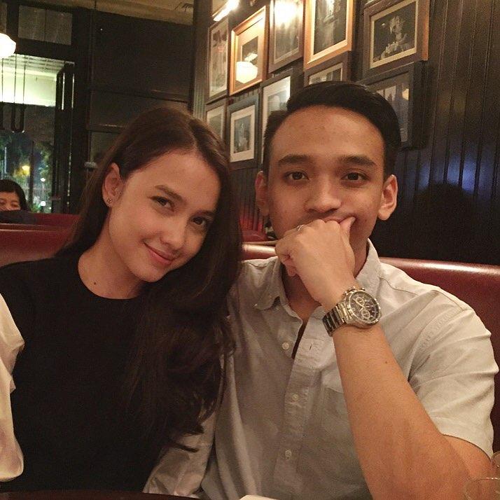 Anjani dan kekasih instagram