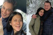 8 Pasangan seleb ini kompak pakai aplikasi wajah tua