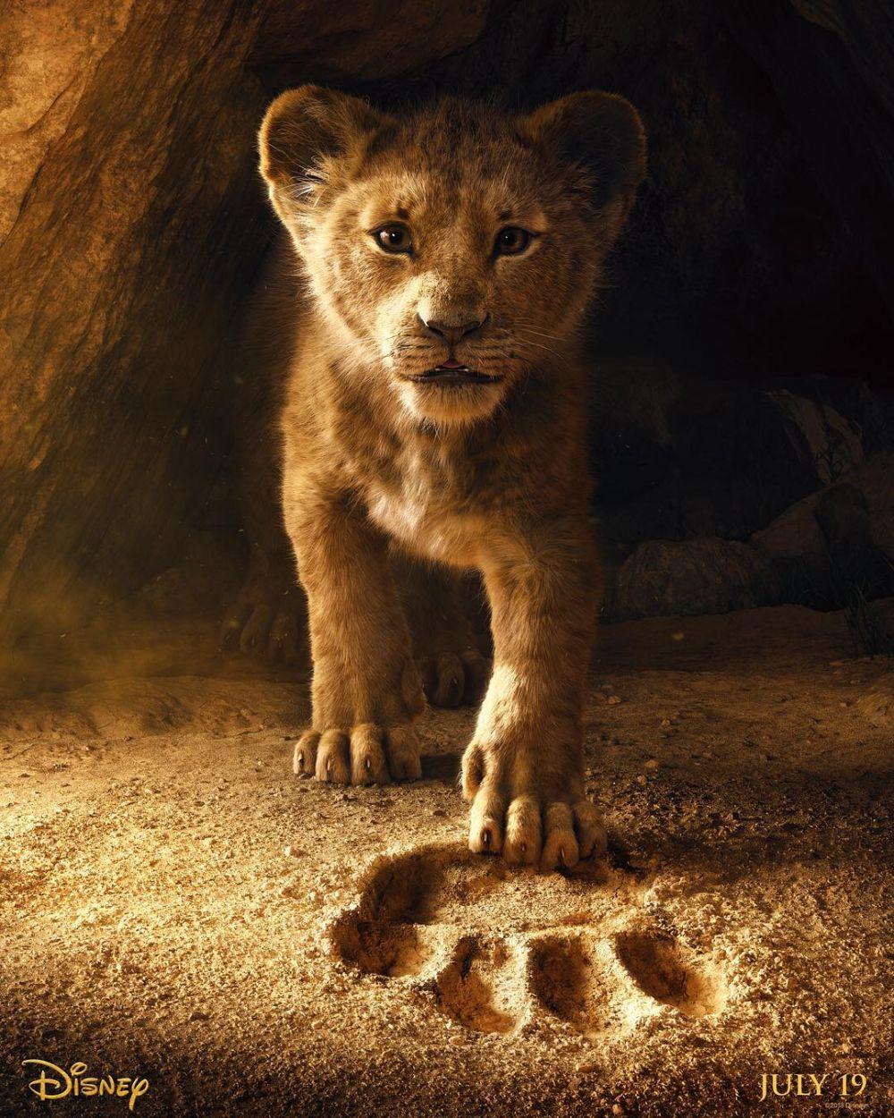 Kontroversi film The Lion King live action istimewa
