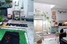 15 Desain kolam ikan di dalam rumah, bikin ruangan makin adem