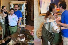8 Momen kejutan sederhana ultah Adam Suseno suami Inul, so sweet!
