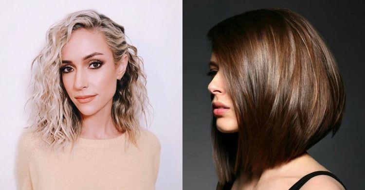 10 Model potongan terbaik untuk rambut tipis dan halus