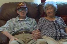Cinta sehidup semati, 71 tahun nikah & meninggal di hari sama