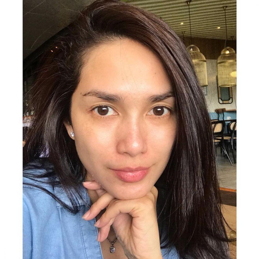 Ussy Sulistiawaty tanpa makeup instagram