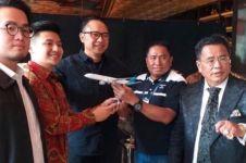 Akhirnya damai dengan Garuda Indonesia, ini ucap syukur Rius Vernandes