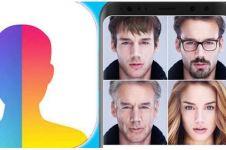 Trik agar data privasi aman saat gunakan aplikasi 'wajah tua' FaceApp