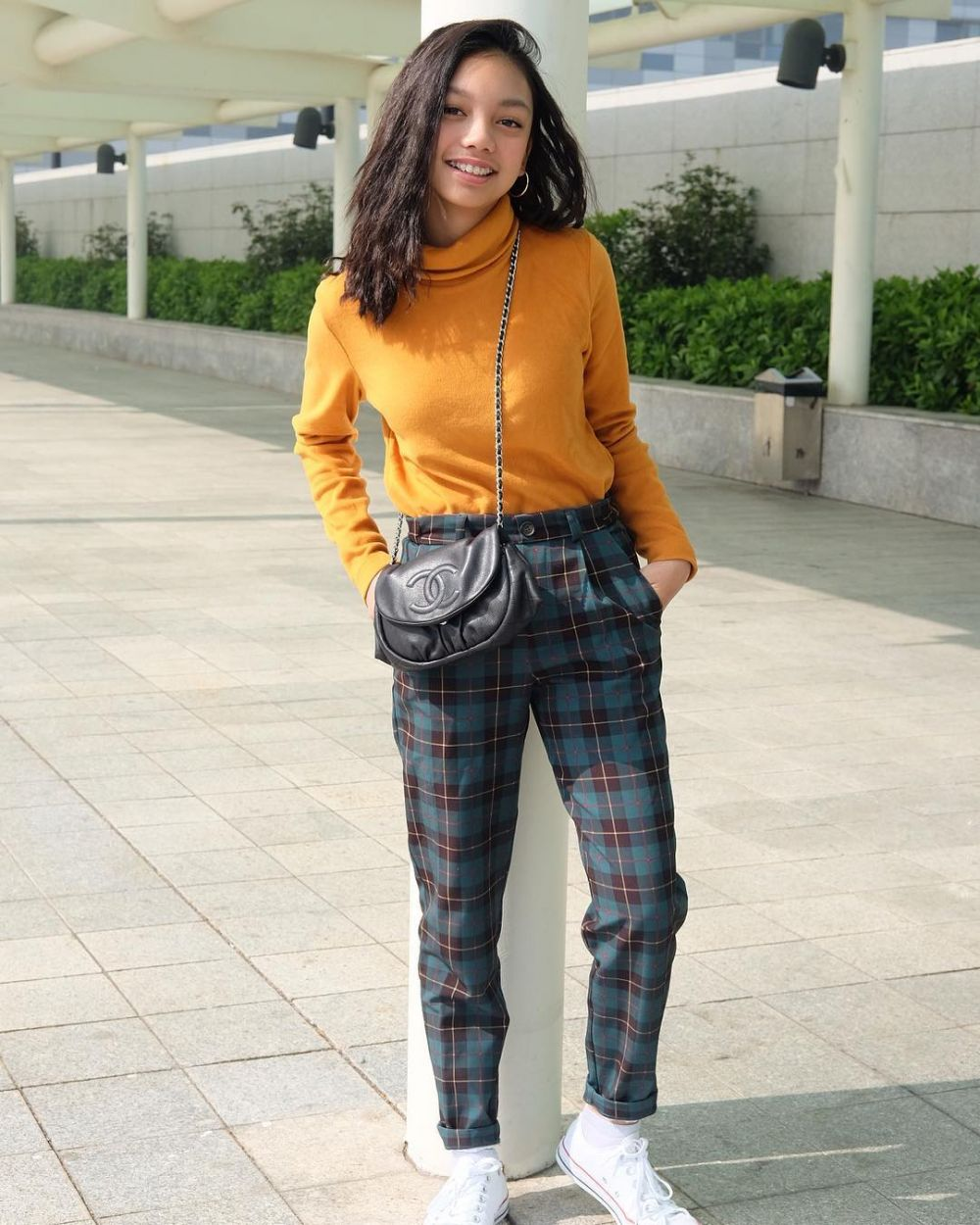 Outfit Naura © 2019 brilio.net