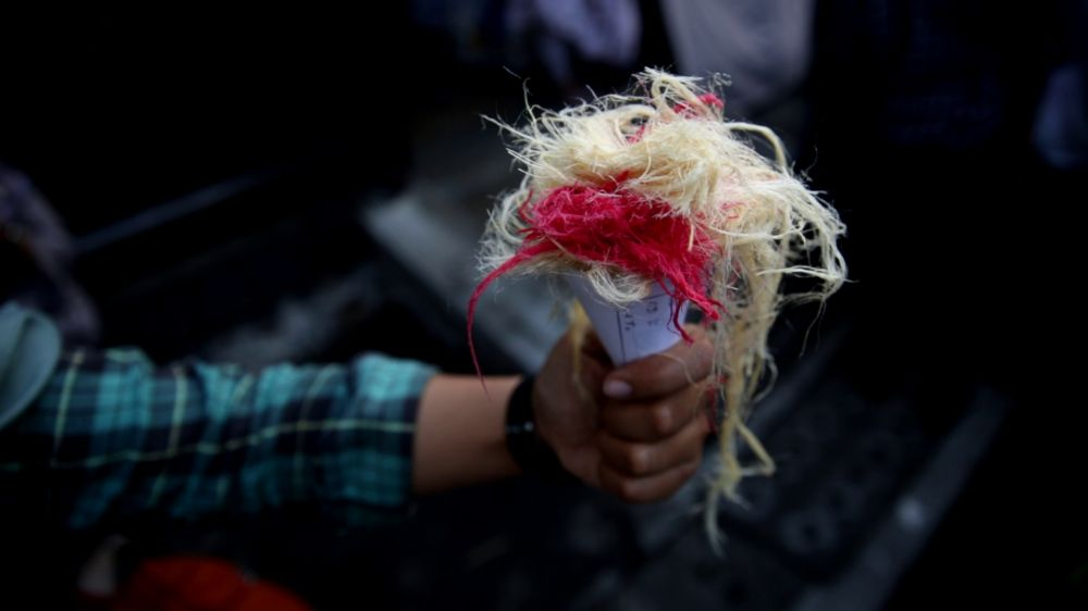 rambut nenek pasar kangen  © 2019 brilio.net