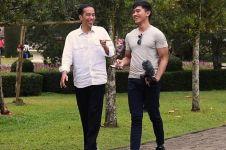 Warganet cibir Jokowi, ini jawaban santai Kaesang Pangarep