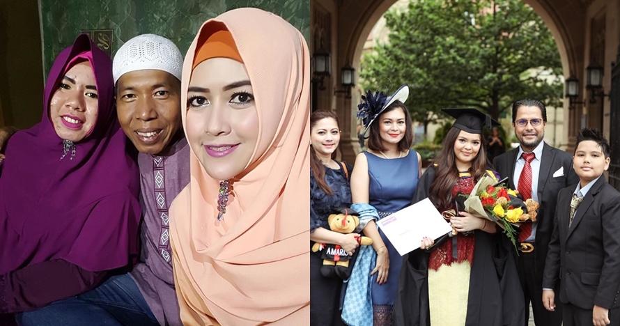 Rumah tangga 4 seleb poligami ini bertahan lebih dari 10 tahun