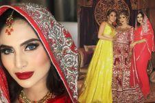 5 Potret seleb hadiri Sangeet Night Tania Nadira, cetar abis