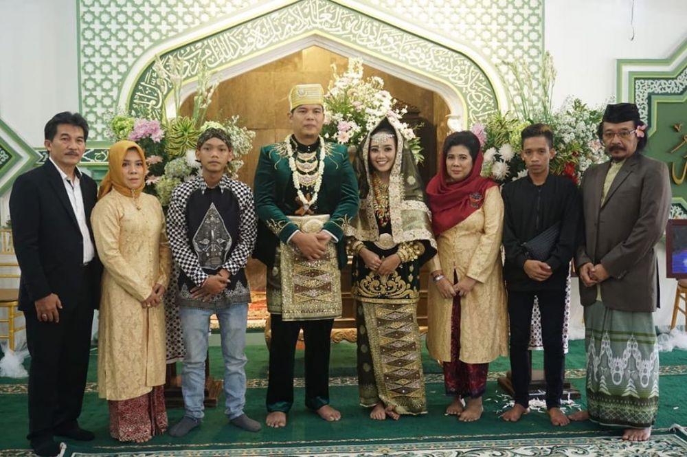 anak sujiwo menikah © 2019 brilio.net