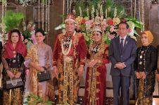 10 Momen pernikahan putri Sujiwo Tejo, Soimah nyanyi curi perhatian