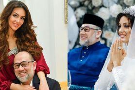 Diisukan cerai, ini 7 foto mesra Raja Malaysia & Oksana Voevodina