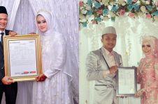 Kisah 5 pasangan menikah dengan maskawin saham, mulai jadi tren