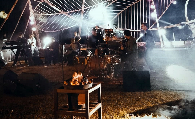 Jazz Gunung Bromo 2019 © 2019 brilio.net