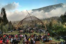 Jazz Gunung Bromo bakal menyuarakan harmonisasi persatuan