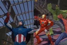 Begini jadinya Superhero Avengers menari tarian tradisional, unik