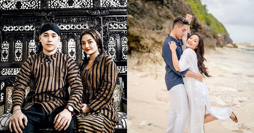 8 Gaya prewedding Siti Badriah dan Krisjiana, temanya variatif