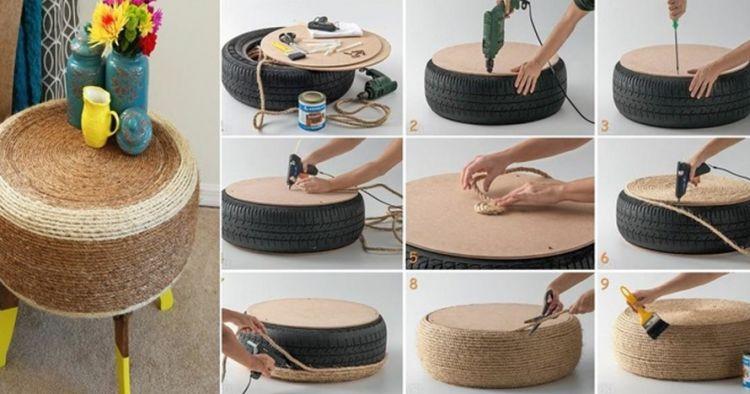 15 Ide kreatif membuat furnitur rumah, mudah dan irit budget