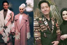 11 Gaya prewedding Roger Danuarta & Cut Meyriska, super romantis