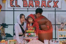 El Barack ulang tahun, ucapan yang diberikan sang ayah bikin haru
