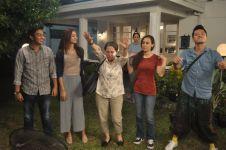 Ini tantangan terberat Sonia Alyssa saat Syuting film Mahasiswi Baru