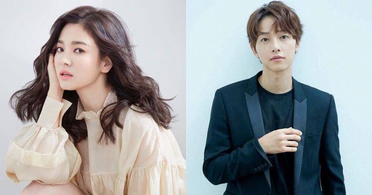 4 Foto terakhir Song Joong-ki ini dihapus Song Hye-kyo usai cerai