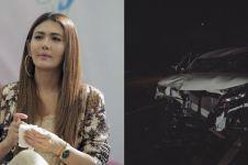 Kecelakaan, Juliana Moechtar merasa ditemani almarhum Herman Seventeen