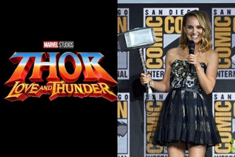 8 Fakta Natalie Portman yang terpilih jadi pemeran Thor wanita