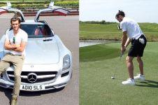 Intip gaya hidup mewah Gareth Bale, punya lapangan golf sendiri