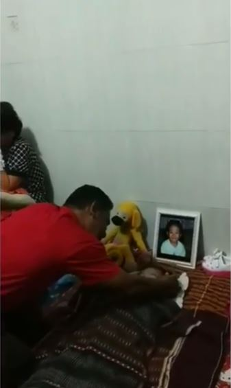TNI menangis anak © 2019 brilio.net