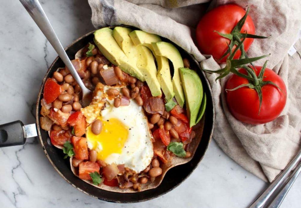 Menu sarapan untuk menurunkan berat badan istimewa