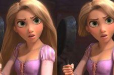 Begini penampakan 10 putri Disney jika pakai gaya rambut pendek