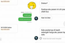 10 Chat tawar-menawar di online shop endingnya bikin kesel