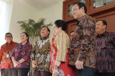 Prabowo pakai batik parang saat bertemu Megawati, ini maknanya