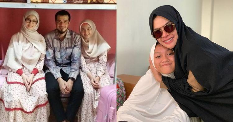 7 Anak seleb ini mondok di pesantren, terbaru putri Nikita Mirzani