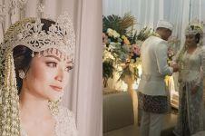 Sah! Ini 10 momen akad nikah Siti Badriah & Krisjiana